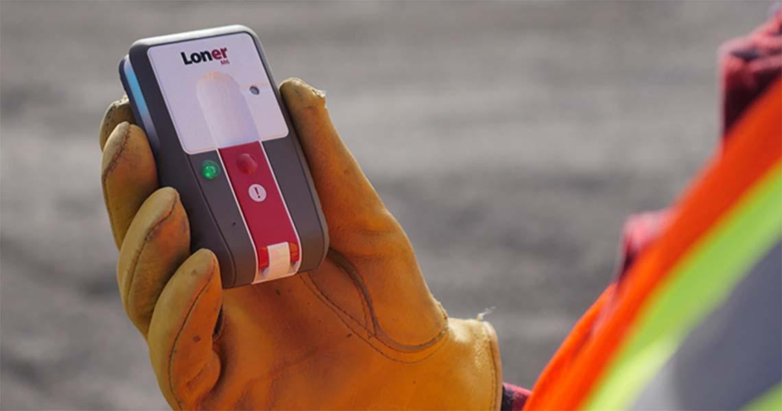 Lone Worker devices by Blackline Safety